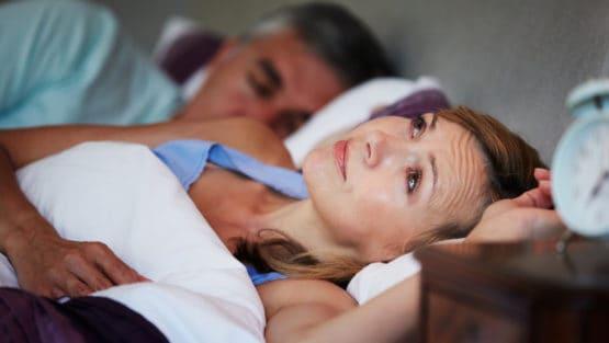 Хормонален дисбаланс – причина за безсъние през менопаузата