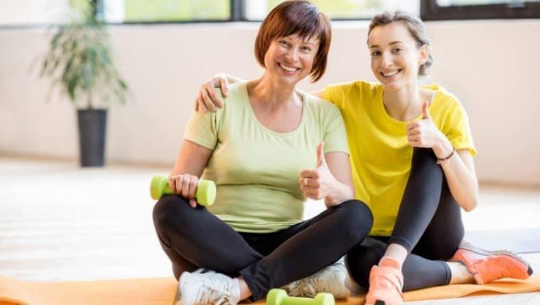 Напълняване при менопауза – причини и решения