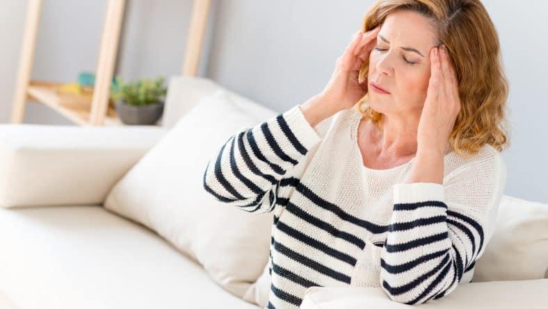 Главоболие при менопауза – ето природните решения!