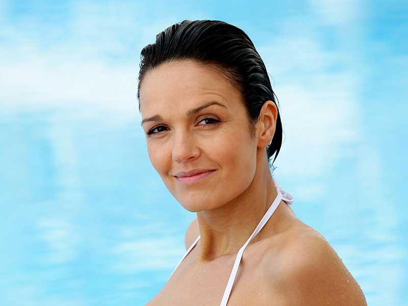 Облекчаване на топлите вълни – плуването помага!