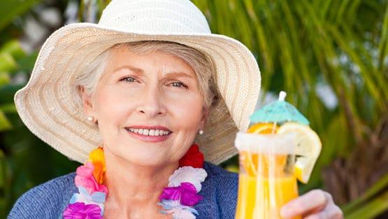 Жени в менопауза – трябва да внимават със слънцето!